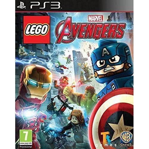 Lego marvel avengers achat vente de jeu ps3 rakuten - Jeux de lego avengers gratuit ...