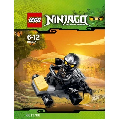 Lego ninjago cole zx 39 s voiture jeu de construction 30087 - Lego ninjago voiture ...
