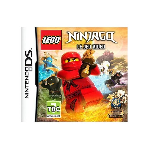 Lego ninjago le jeu vid o pas cher achat vente - Jeu lego ninjago gratuit ...