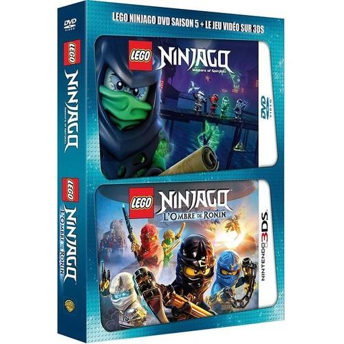 Lego ninjago les ma tres du spinjitzu saison 5 dvd - Ninjago saison 7 ...