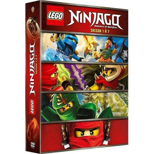 Lego ninjago les ma tres du spinjitzu saisons 1 7 - Ninjago saison 7 ...