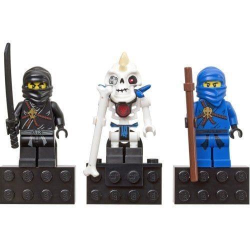 Ninjago Magnet ColeNuckalJaytoyjapan Import Lego 3pack853102 QdCreoWxB