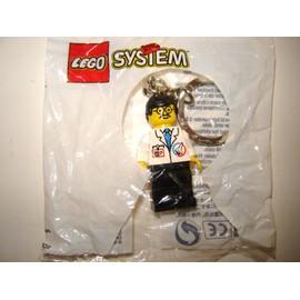 Lego Porte Cl� Key Chain Keychain Espace Nasa ( Vintage Ann�e 1989 )
