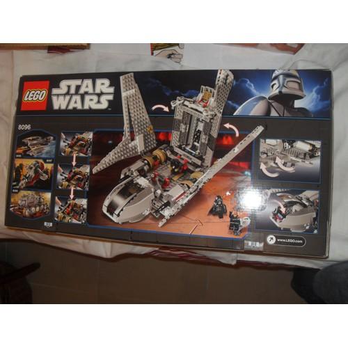 Lego star wars 8096 le vaisseau de l 39 empereur palpatine - Image star wars vaisseau ...