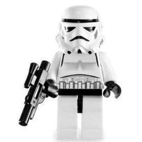 Star Wars - Cam'Watch Collector StormTrooper noire Jeu