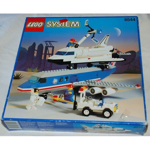 lego system 6544 navette spatiale achat et vente priceminister rakuten. Black Bedroom Furniture Sets. Home Design Ideas