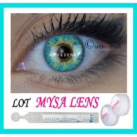 060e798577a733 Lentilles De Couleur Annuelle 1 An  365 Jours Fresh Lense Color