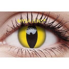 687d016830ca57 Lentilles Fantaisie Yeux De Chat  Crazy Lens Cat Eyes  Lentilles Oeil De  Chat  Lentilles Oeil De Serpent