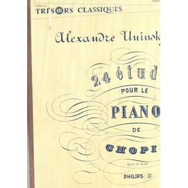 Les grands interprètes de Chopin Les-24-etudes-pour-piano-opus-10-et-opus-25-disque-dans-intercalaire-central-pochette-carton-dur-reliee-frederic-chopin-alexandre-uninsky-891686004_ML