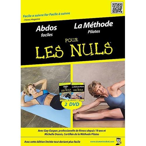 Les Abdos Faciles Pour Les Nuls + Méthode Pilates Pour Les