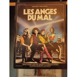 Les Anges Du Mal - 1983 - Affiche Originale Fran�aise Pli�e 40 X 60 Cm - Linda Blair - Landi