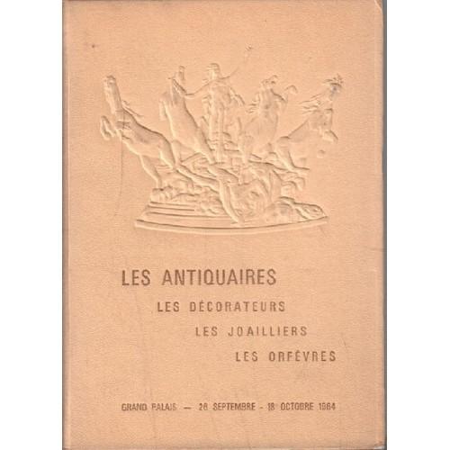 Les Antiquaires Les Decorateurs Les Joailliers Les Orfevres Au