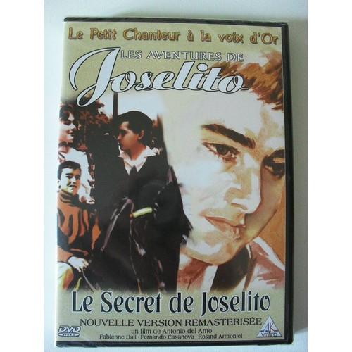 Les aventures de joselito le secret de joselito dvd zone 2 - Code avantage aroma zone frais de port ...