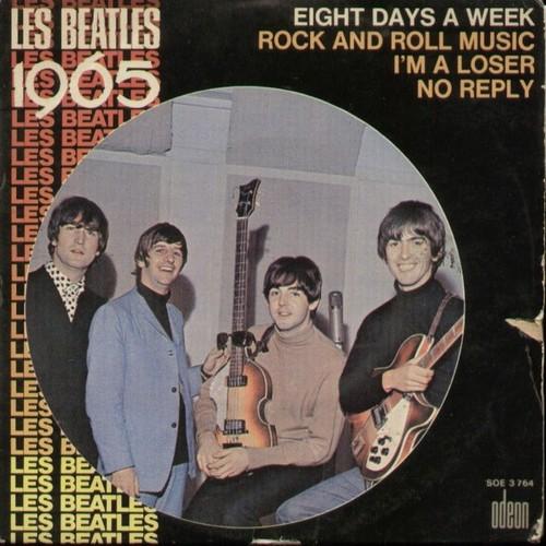 Les Beatles 1965 No Reply J Lennon P Mccartney I