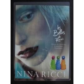 Nin01pl Ricci De Belles Publicité Nina Les Parfum pqMSUVGz