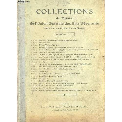 les collections du musee de l union centrale des arts decoratifs pavillon du louvre pavillon e