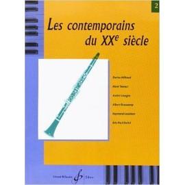 Les Contemporains Du Xxe Si�cle Volume 2