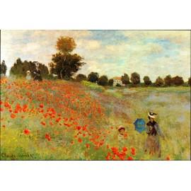 Les Coquelicots De Monet