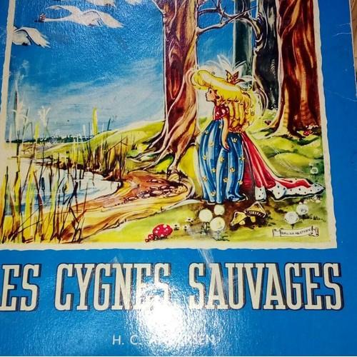 Les Cygnes Sauvages Illustrations De Evalisa Agathon Editions Albon