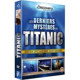 les derniers myst res du titanic discovery channel coffret de 2 dvd achat et vente dvd. Black Bedroom Furniture Sets. Home Design Ideas