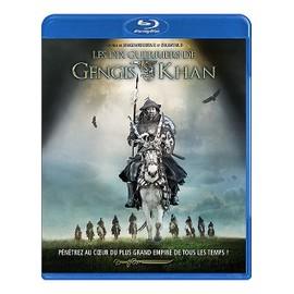 Les Dix Guerriers De Gengis Khan - Blu-Ray de D. Zolbayar