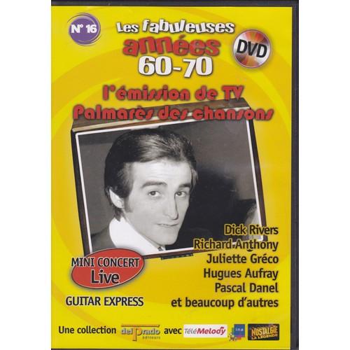 Les Fabuleuses Années 60-70 Palmarès Des Chansons