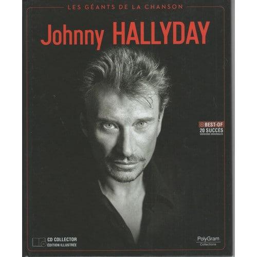 les g ants de la chanson johnny hallyday johnny hallyday cd album. Black Bedroom Furniture Sets. Home Design Ideas