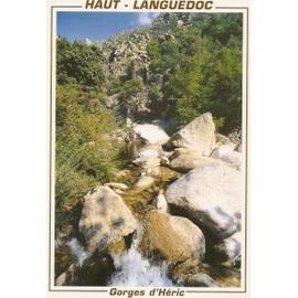 Les Gorges D'h�ric, H�rault, Cascade