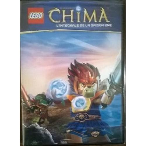 Les legendes de chima l 39 integrale de la saison une dvd - Legende de chima saison 2 ...