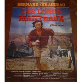 Les Longs Manteaux Affiche Cinema Originale 160x120cm Bernard Giraudeau