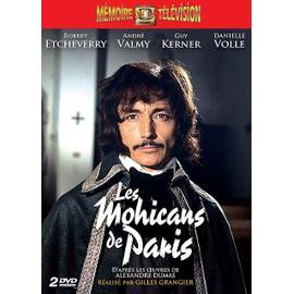 Les Mohicans De Paris de Gilles Grangier