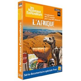 Les Nouveaux Explorateurs - L'afrique- Coffret 3 Dvd de Jerome Delafosse