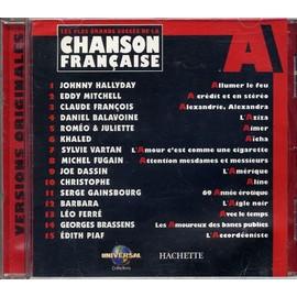 Les Plus Grands Succ�s De La Chanson Fran�aise