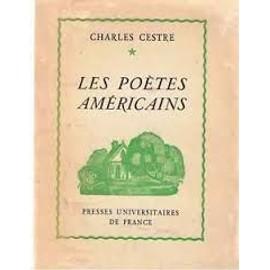 Les Poetes Americains. de charles cestre
