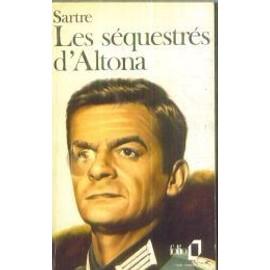 Les S�questr�s D'altona de Sartre