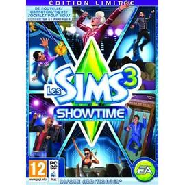 Les Sims 3 - Showtime - Edition Limit�e