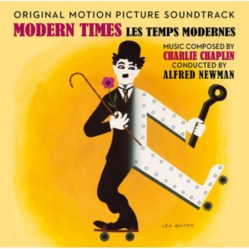 les temps modernes chaplin cd album