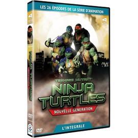 Les tortues ninja la nouvelle g n ration l 39 int grale - Le rat des tortue ninja ...