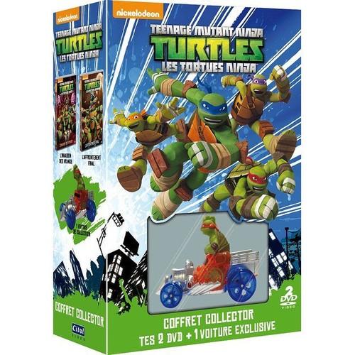 Les tortues ninja vol 3 l 39 invasion des krangs vol 4 l 39 affrontement final dition - Les 4 tortues ninja ...