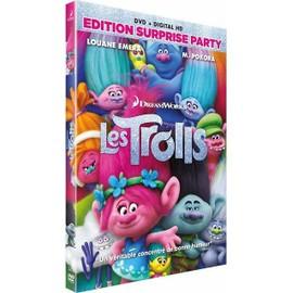Petite annonce Les Trolls - Édition Surprise Party - Mike Mitchell,  Walt Dohrn - 75000 PARIS