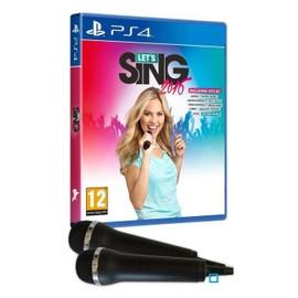 Let's Sing 2016 - Version Internationale + 2 Microphones