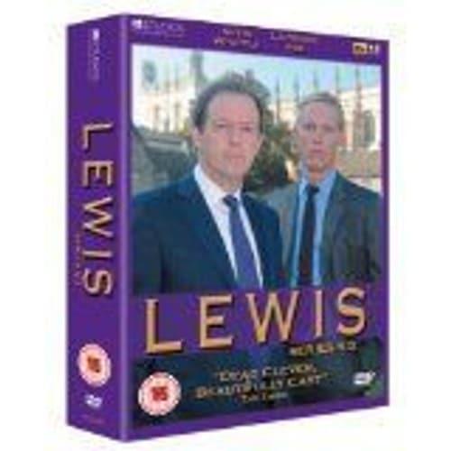 lewis series 6 inspecteur lewis saison 6 en anglais dvd zone 2. Black Bedroom Furniture Sets. Home Design Ideas