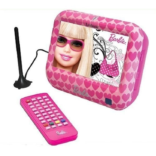 lexibook mini tv lecteur vid o barbie achat et vente priceminister rakuten. Black Bedroom Furniture Sets. Home Design Ideas