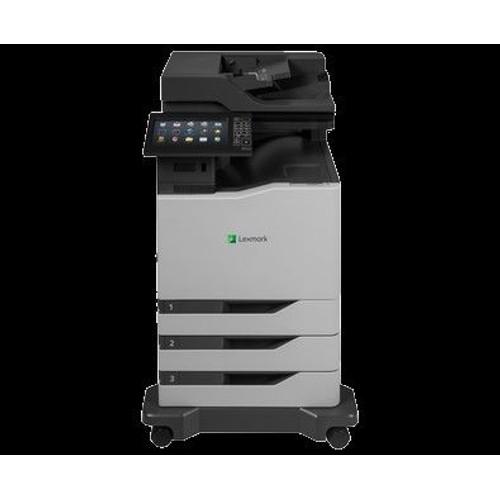 lexmark cx825dte imprimante multifonction laser couleur. Black Bedroom Furniture Sets. Home Design Ideas