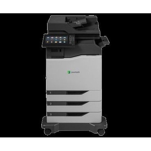 lexmark cx825dtfe imprimante multifonction laser couleur. Black Bedroom Furniture Sets. Home Design Ideas