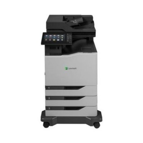 lexmark cx860dte imprimante multifonction laser couleur. Black Bedroom Furniture Sets. Home Design Ideas