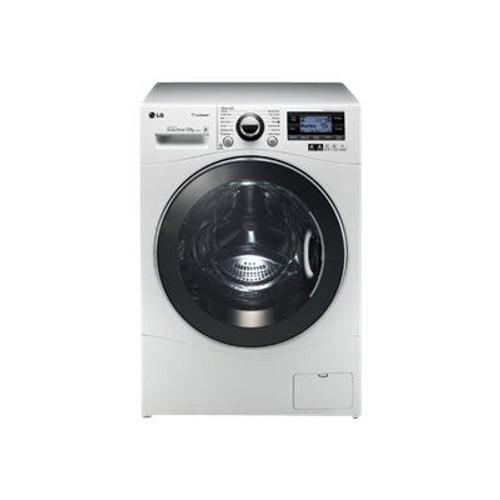lg 6 motion direct drive vapeur f24953whs machine laver pas cher. Black Bedroom Furniture Sets. Home Design Ideas