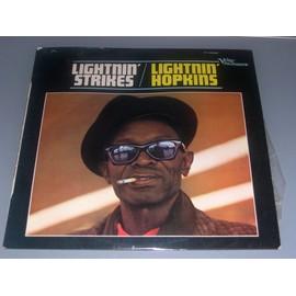 Lightnin' Strikes (Lp) - Lightnin' Hopkins