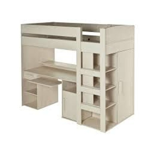 lit compact montana lit bureau tiroirs armoire int gr s. Black Bedroom Furniture Sets. Home Design Ideas