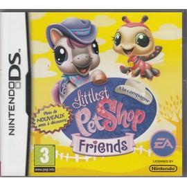 Littlest Pet Shop Friends - Countrysur Nintendo DS